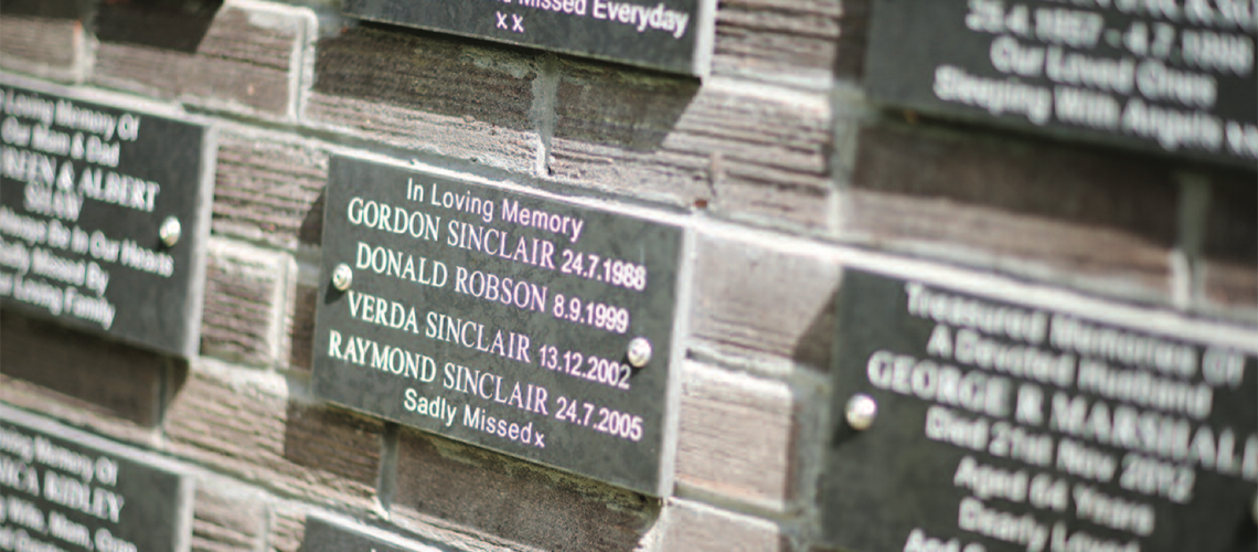 Wall plaques