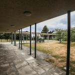 Crematorium building