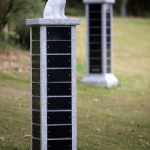 Memorial columns